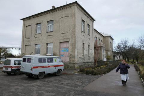 Reuters: Ukraine health system in danger of collapse as reforms stall