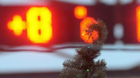 Kyiv city witnesses new temperature record after 44 years