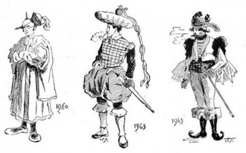 How people in 1893 imagined we'd dress in the future (PHOTO)