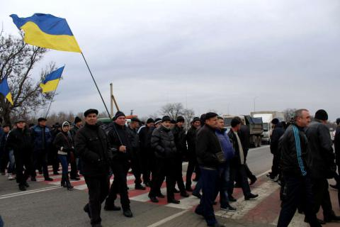 Agrarian rally spreads throughout Ukraine