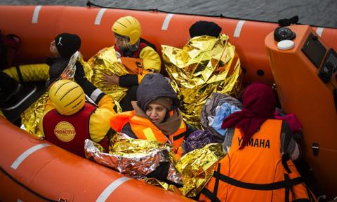 Toddler becomes Europe's first refugee casualty of 2016
