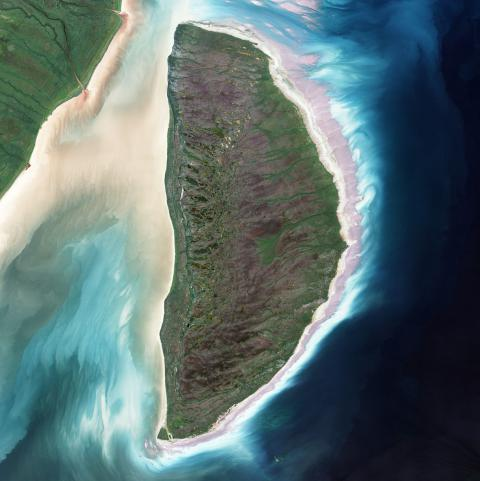 The alphabet from space – in pictures (PHOTO)