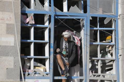 Yemen war intensifies amid mounting regional tension