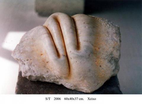 Soft stone sculptures by José Manuel Castro López (PHOTO)