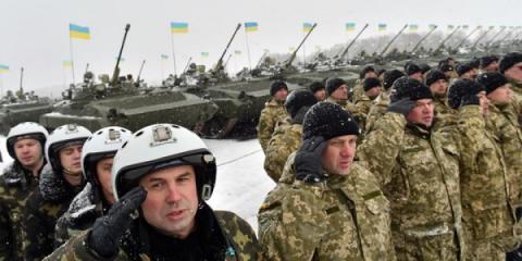 Ukraine's Armed Forces to be reformed – Poroshenko