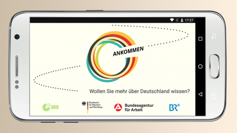 Germany made an app to help refugees integrate