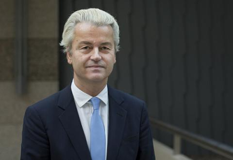 Dutch populist Wilders says EU finished, Netherlands must leave