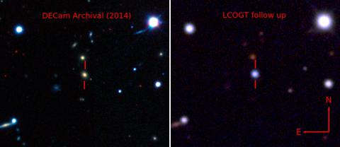 Astronomers discover supernova at least 20 times brighter than Milky Way