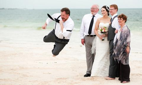 When wedding photographs go wrong (PHOTO)