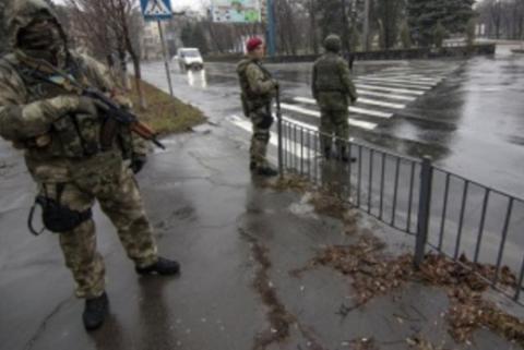 Terrorist attack prevented in Mariupol