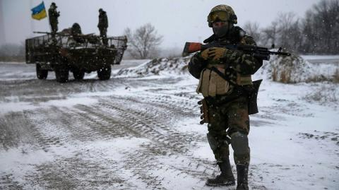 Militants shell Ukrainian troops 48 times
