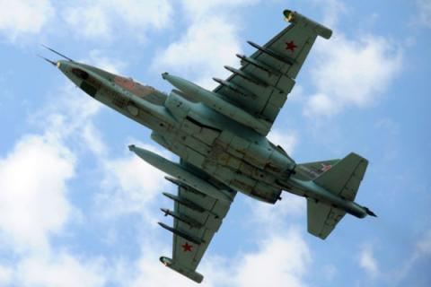 Russia shows military might in Syria ahead of peace talks