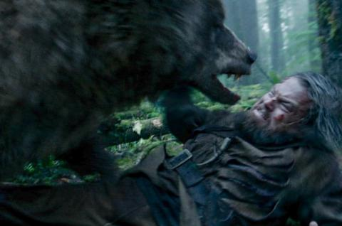 Man behind Leonardo DiCaprio's Revenant bear attack revealed (VIDEO)