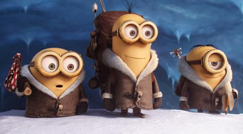 'Minions' is Universal's most profitable movie ever (VIDEO)