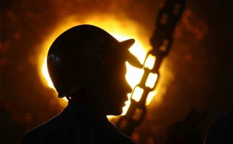 Decline in industrial production in Ukraine in 2015 speeds to 13.4%