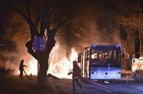 Syrian man behind deadly Ankara car bomb attack