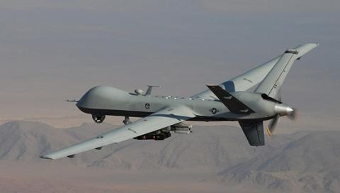 Drone strike kills six suspected militants in central Yemen