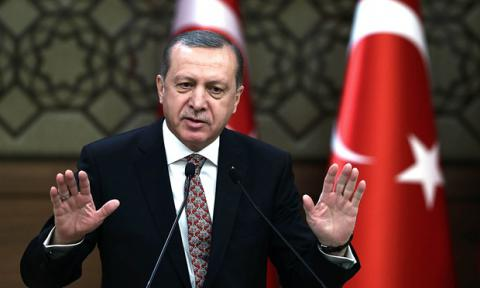 Turkish president threatens to send millions of Syrian refugees to EU