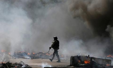 137 Ukrainians held hostage in Donbas, Russia