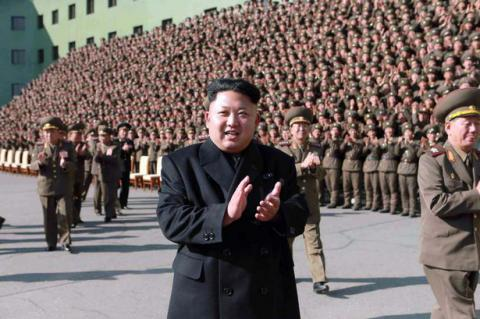 Seoul's spy service says North Korea is preparing attacks