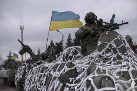 Russian proxies fire grenade launchers on ATO forces in last day