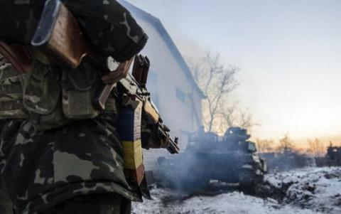 Militants shell Ukrainian positions 44 times