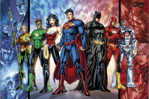 DC Comics restores its superhero legacy with
