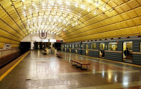 Ground water floods subway in Dnipropetrovsk as DTEK cuts off power