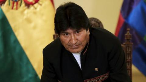Bolivian voters reject fourth term for Morales