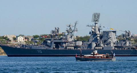 Russia reinforces Black See Fleet in Crimea with patrol boats and submarines