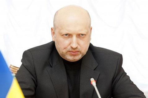 Turchynov said he is not going to work in the Cabinet of Ministers
