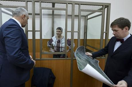 PACE urged Moscow to free Nadiya Savchenko