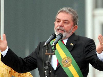 Brazilian ex-president under money laundering charges