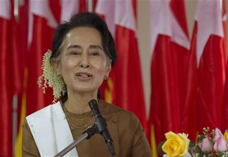 Suu Kyi loyalist confirmed for Myanmar presidential race