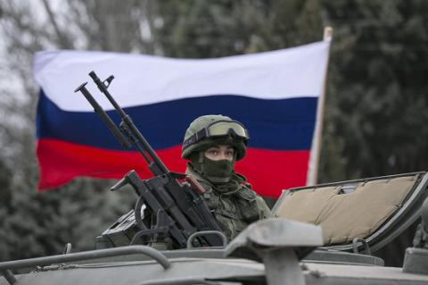 Russia will equip 6 military facilities near Ukrainian border