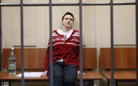Savchenko may go on