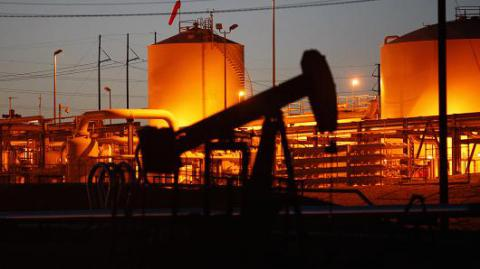 Oil prices fell – again