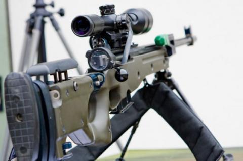 Sniper kills Ukrainian soldier in Luhansk region