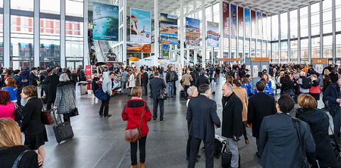 Ukraine showed its travel destinations at Berlin ITB exhibition