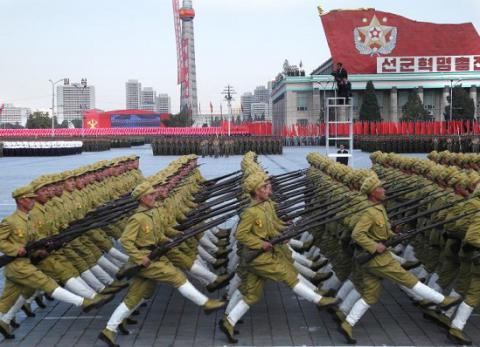 North Korea warns of pre-emptive strikes against the South