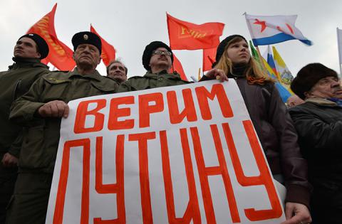 Why the Kremlin needs propaganda more than ever
