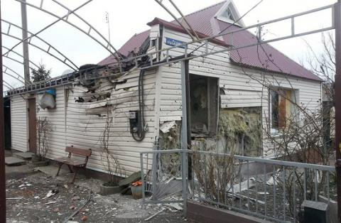 New attacks on Ukrainian army positions in Donbas registered