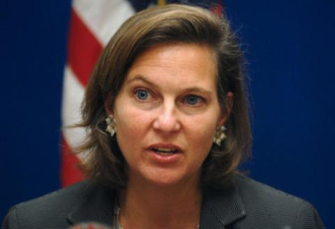 Sanctions against Russia must remain in place till Kremlin returns Crimea to Ukraine – Nuland