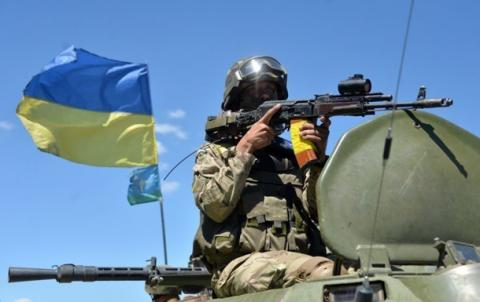 Ukrainian forces countered over 50 militant attacks in last 24 hours