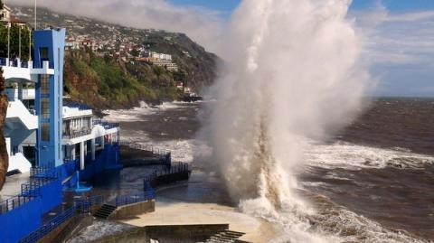 Rougher Atlantic storms to pound Western Europe – Study
