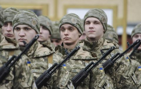 Mobilization to bolster Ukraine's army by 5,000 to 10,000 servicemen