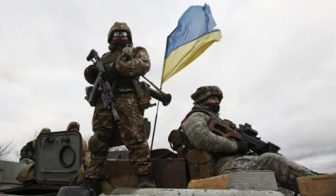 50 strikes against Ukrainian positions in Donbas last day, mostly near Donetsk
