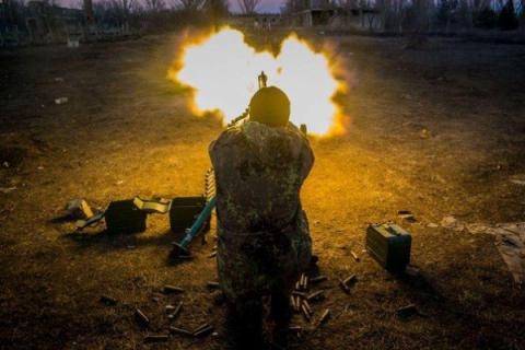 Russian-backed militants building up in Yasynuvata for new attacks