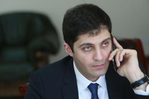 Odesa regional lawmakers demand prosecutor Sakvarelidze dismissal