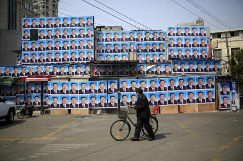 China hunts author of letter demanding Xi Jinping's resignation